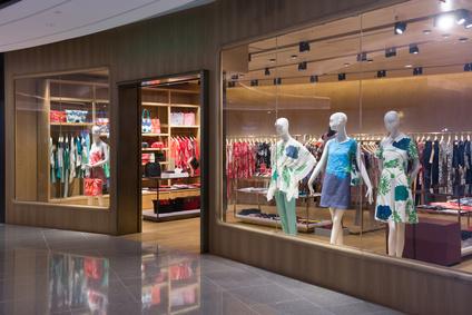 Branchenbild Handel Fashion