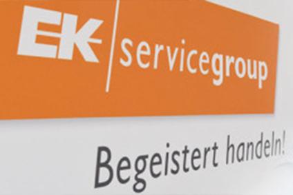 Logo EK servicegroup